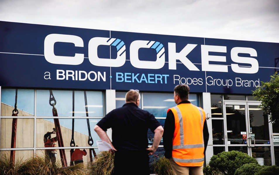 Cookes: Our Organisation, Our History